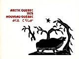 Arctic Quebec 1975 cover image