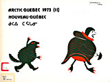 Arctic Quebec 1973 II cover image